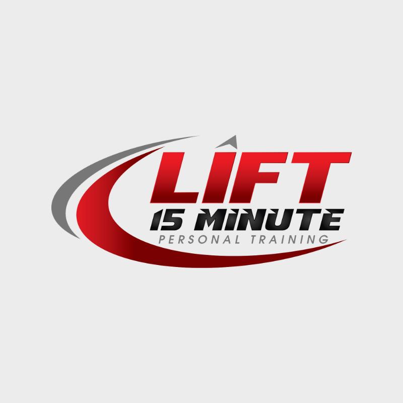 Lift in 15 Logo