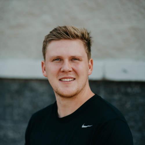 Tanner Jones Personal Trainer